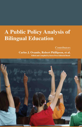 A Public Policy Analysis of Bilingual Education