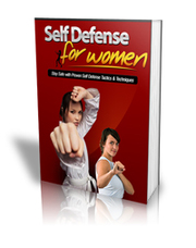 Self Defense For Women Ebook