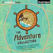The Adventure Collection: Treasure Island,  The Jungle Book,  Gulliver's